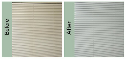 Roller Blinds Cleaning