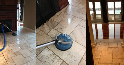 Commercial Tile And Grout Cleaning Services