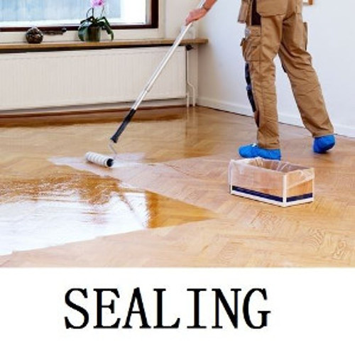 Sealing Removal From Floor