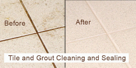 Tile And Grout Cleaning Ferntreegully